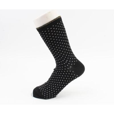 """Sokken """"Jivia"""" zwart"""