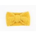 "Headband ""Tingo"" ocher yellow"