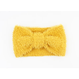 "Headband ""Tingo"" ocher yellow"