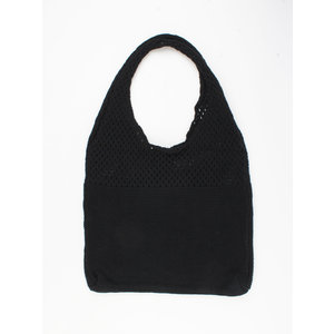 """Shopper """"Lima"""" zwart"""