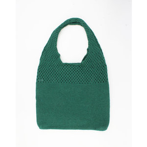 "Shopper ""Lima"" green"