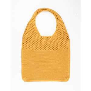 "Shopper ""Lima"" ocher yellow"