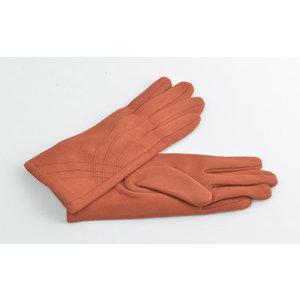 """Gloves """"Cayenne"""" rust"""