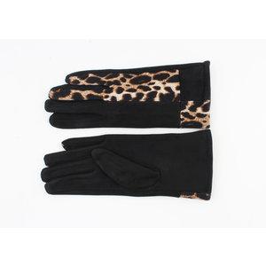 """Gloves """"Uripa"""" black"""