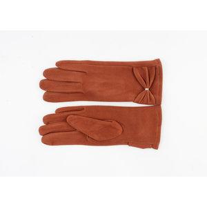 """Handschoenen """"Mina"""" roest"""