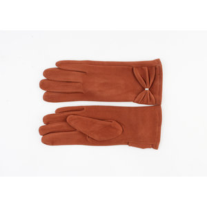"Handschuhe ""Mina"" rost"