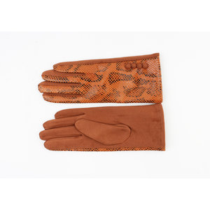 "Gloves ""Salado"" rust"