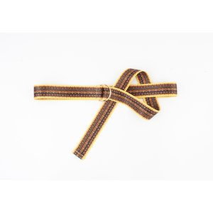 """Belt """"Casia"""" rust / ocher"""