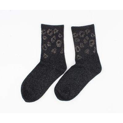 """Socken """"Moquella"""" schwarz"""