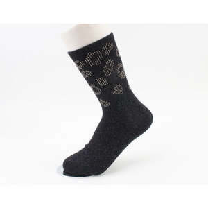 "Socks ""Moquella"" black"