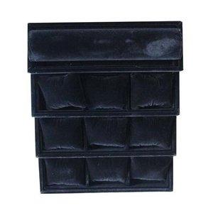 Armband Deco, schwarz