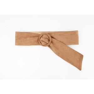 "Belt ""Lipez"" brown"