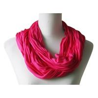 Uni Jersey scarf fuchsia 861001-8005