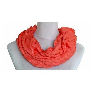 Uni Jersey scarf salmon 861001- (7245)