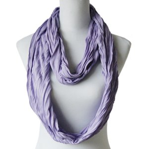 Sjaal Uni Jersey plum 861001-8005