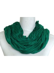 SCARF UNI JERSEY dark green 861001-4117