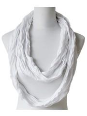 Sjaal Uni Jersey wit