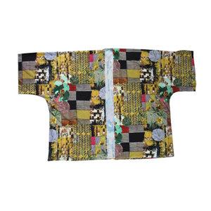"Kimono ""Lafayette"" braun"