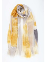 "Scarf ""Ulysses"" yellow"