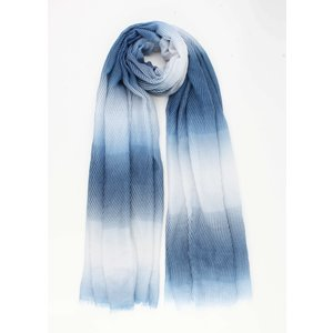 "Sjaal ""Cicero"" blauw"