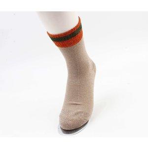 "Socks ""Omak"" beige"