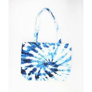 "Shopper ""Medicine"" blauw"