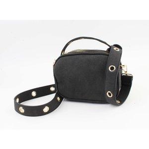 """Crossbody bag """"Minaki"""" black"""