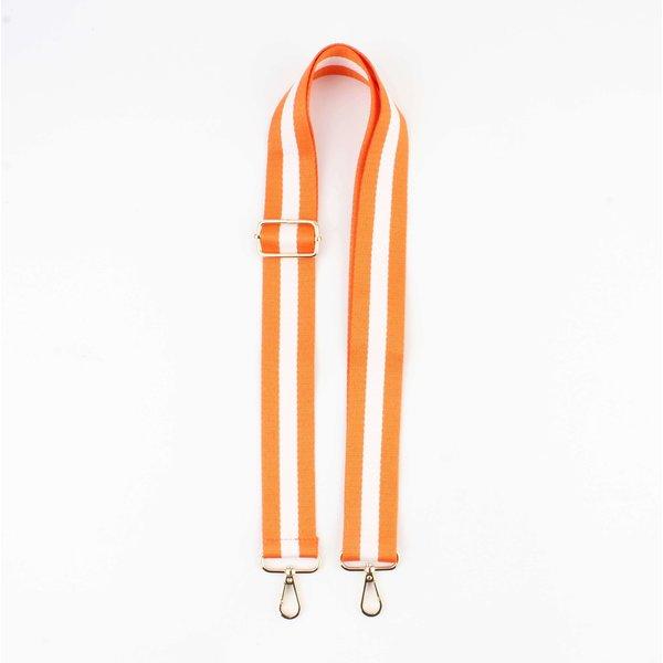 """Draagriem v. tassen """"Chaque"""" oranje"""