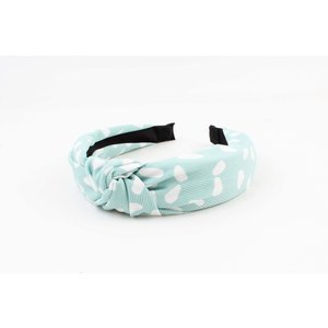 "Hair band ""Sarre"" turquoise"