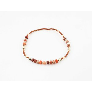 "Bracelet ""Mentasta"" rust"