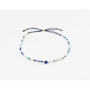 "Bracelet ""Peola"" blue"