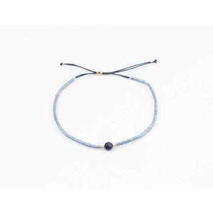 "Bracelet ""Patit"" blue"