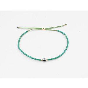 "Bracelet ""Patit"" green"