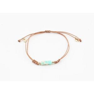 "Bracelet ""Page"" turquoise"