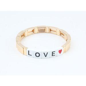 "Bracelet ""Nesika"" gold"