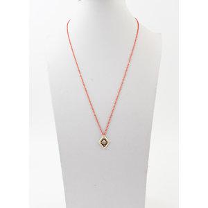 "Necklace ""Madra"" rust"