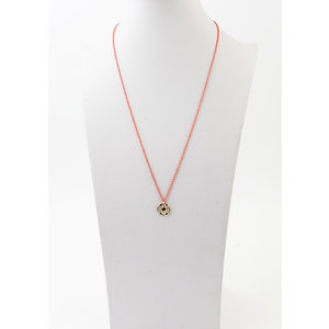 """Necklace """"Ashley"""" rust"""