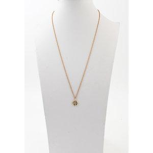 "Necklace ""Hecla"" ocher"