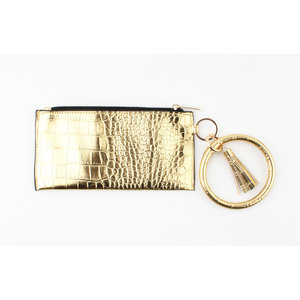 "Clutch ""Yette"" gold"