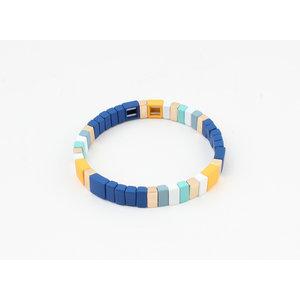 """Armband """"Elbe"""" blau"""