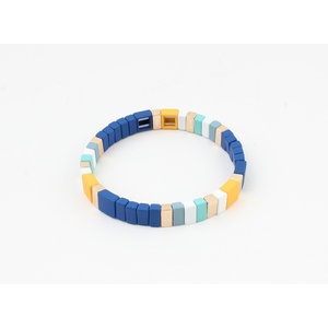 "Armband ""Elbe"" blauw"