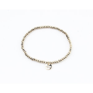 "Bracelet ""Knappa"" gold"