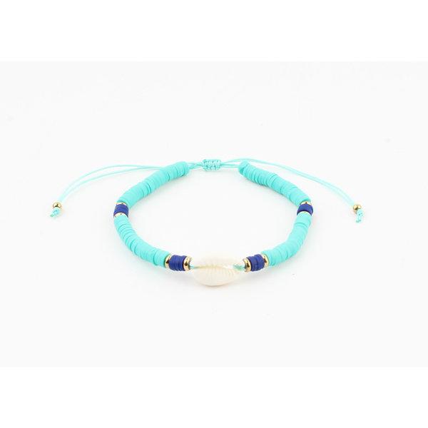 """Armband """"Ariel"""" turquoise"""