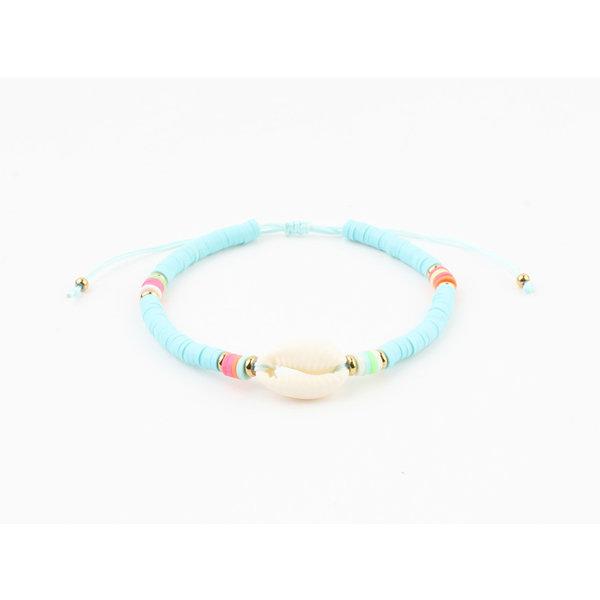 """Armband """"Ariel"""" blauw"""