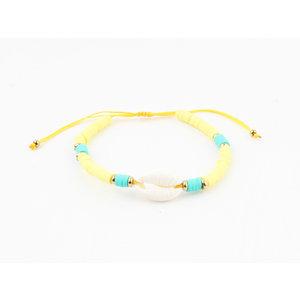 "Bracelet ""Ariel"" yellow"