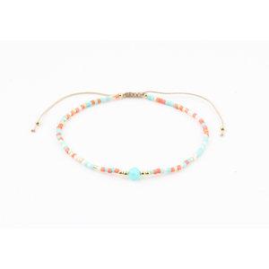 "Bracelet ""Chela"" turquoise"
