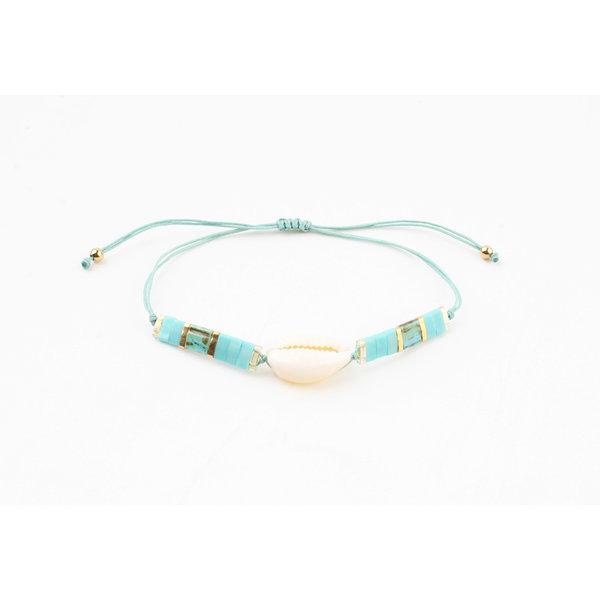 "Armband ""Minerva"" turquoise"