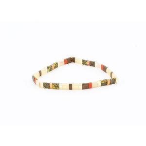 "Bracelet ""Marcola"" brown"