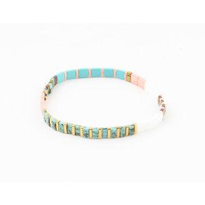 """Bracelet """"Mabel"""" turquoise"""
