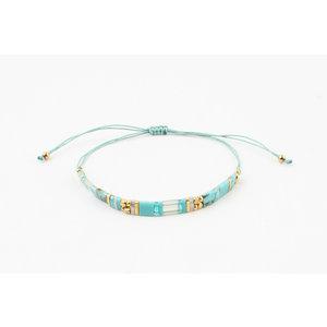 "Bracelet ""Calla"" turquoise"